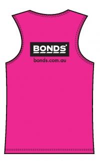Pink Vest (BONDS)