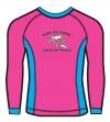 Long Sleeved Pink Club Rashie (BONDS)