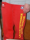 Patrol Trackies - Red